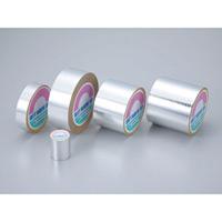 アルミ粘着テープ ツヤあり サイズ:50mm幅×50m (190130)