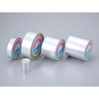 アルミ粘着テープ ツヤ消し サイズ:50mm幅×50m (190132)