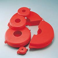 バルブロックアウト 適応バルブハンドル径:25.4〜63.5mm (195011)