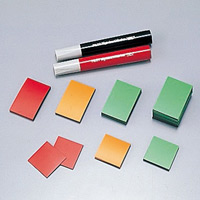 無災害記録板専用オプションパーツ 仕様:600用札 (229602)