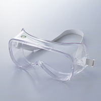 保護メガネ 密閉式JISゴーグル 仕様:本体+レンズ付 (239080)