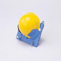 ヘルラック (保護帽整理棚) 仕様:1個掛け (241030)
