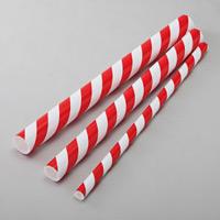 トラクッション トラパイプ (無反射タイプ) 白・赤 サイズ (内径×外径) :18mmφ×38mmφ (247012)