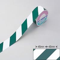 反射トラテープ 緑/白 サイズ:45mm幅×10m×0.15mm (256305)