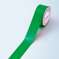 フロアラインテープ 50mm幅×20m カラー:緑 (257012)