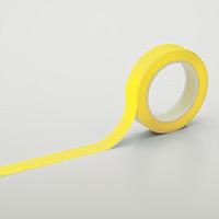 クリーンルーム用ラインテープ 黄 サイズ:25mm幅 (259033)