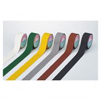 すべり止めテープ 50mm幅×5m カラー:黄 (260153)