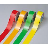 蛍光テープ 50mm幅×10m カラー:蛍光赤 (266013)