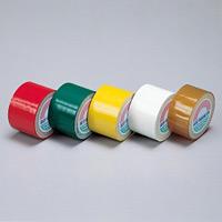 ビニルテープ 50mm幅×20m×0.2mm カラー:黄 (267023)