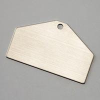札 10枚1組 材質:アルミ (306003)