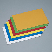 カラーマグネットシート 200×300 カラー:レッド (312154)