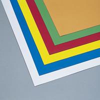 カラーマグネットシート 500×600 カラー:イエロー (312173)