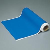 カラーマグネットシート 500mm幅×1m カラー:ブルー (312310)