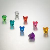 プルマグネットピンタイプ 8個セット カラー:8色各1個 (316034)