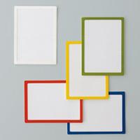 ポケットパッド A4サイズ カラー:白 (365041)