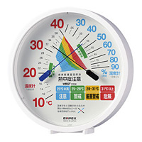 環境管理温・湿度計 TM-2484W