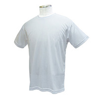 涼感ワークTシャツ ホワイト M