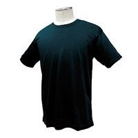 涼感ワークTシャツ ブラック M