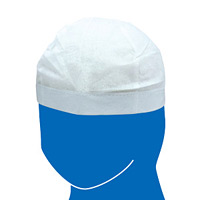 不織布帽子(100枚入)