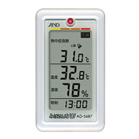 くらし環境温湿度計 AD-5687