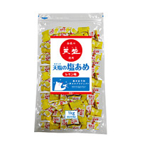 天塩の塩飴(レモン味)1Kg×10袋