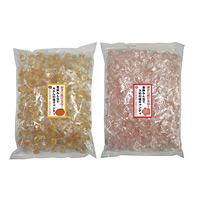 みかん塩飴&梅塩飴 1kg×各5袋
