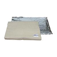 備蓄用毛布 Lー3300 ルフネンベルマール 10枚1組 (380145)