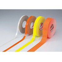 高輝度反射テープ 30mm幅×45m カラー:白 (390022)