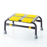 車昇降用踏み台 カラー:ブラック (396002)
