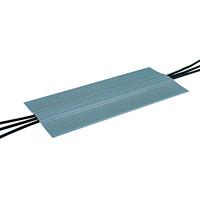 ケーブルマット 1000×450mm カラー:グレー (286011)