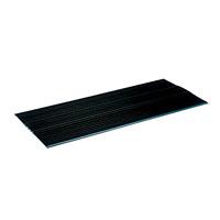 ケーブルマット 1000×450mm カラー:ブラック (286012)