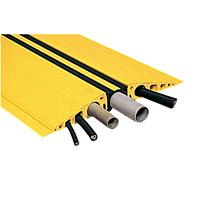 マルチトラプロテクター(ケーブル保護板) 480mm幅 仕様:本体 (286100)