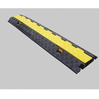 ケーブルガード(ケーブル保護プロテクター) ケーブル溝2列タイプ 仕様:本体 (286203)