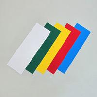 エンビ無地板 360×120 カラー:白 (057221)