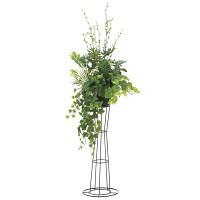 【2019年新商品】【送料無料】グリーンスタンド1.45 (造花) 高さ145cm 光触媒 (906A350)