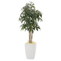 【2019年新商品】【送料無料】アーバンパキラ1.8 (造花) 高さ180cm 光触媒 (941A600)