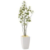 【2019年新商品】【送料無料】アーバンブランチツリー1.8 (造花) 高さ180cm 光触媒 (944A450)