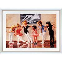 アートポスター 「リトル パフォーマーズ」 C・ハートレイ作