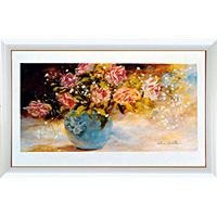 アートポスター 「バラの花束」 リベイリー作