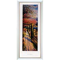 アートポスター 「トラビアタの香り」 ガイ・ビギン作