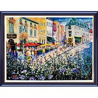 アートポスター 「ケベックの香り」 ガイ・ビギン作 (GBP-057)
