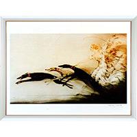 アートポスター 「スピード」 L・イカール作
