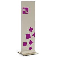タワーサイン ポップス ステンカラー面板 A-4515S