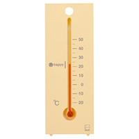 リビ温度計 ベージュ