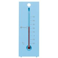 リビ温度計 ライトブルー