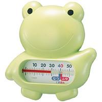 うきうきトリオ (浮型湯温計) カエル