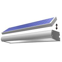 ソーラールミL1-SP (セパレートタイプ) リチウムイオン電池/白/15時間 (KSLL1-W-SP)