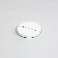 丸ウエイト2ポール(1.8kg)  ホワイト (CW-2P-W)