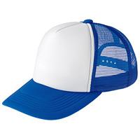 イベントメッシュキャップ (12583) ロイヤルブルー・ホワイト