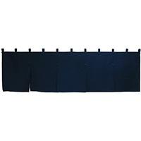のれん 5巾 (1801) 紺